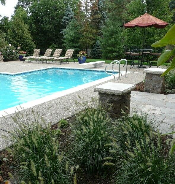 Bloomfield Hills Custom Landscape Services