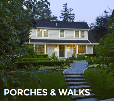 porches and walk design portfolio mi