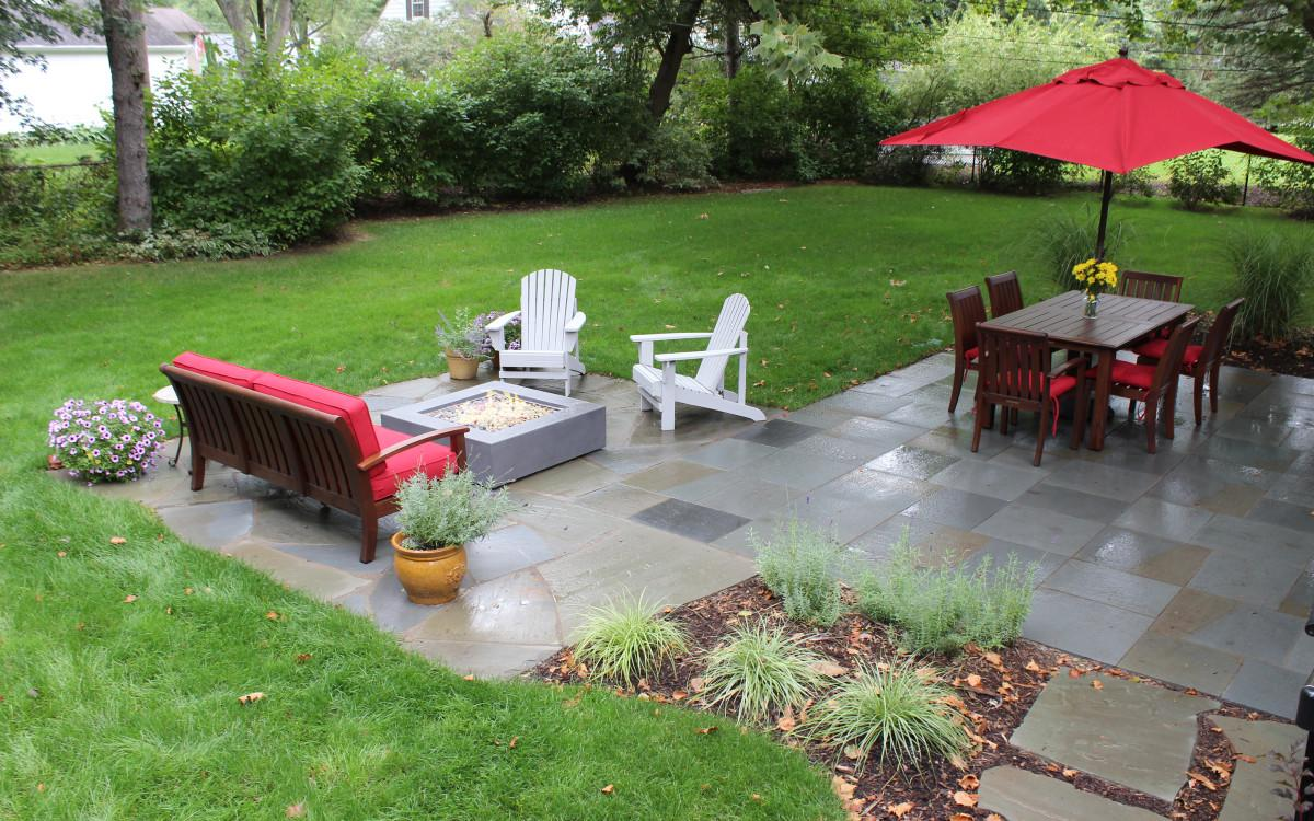 custom landscape design, Beverly Hills, MI