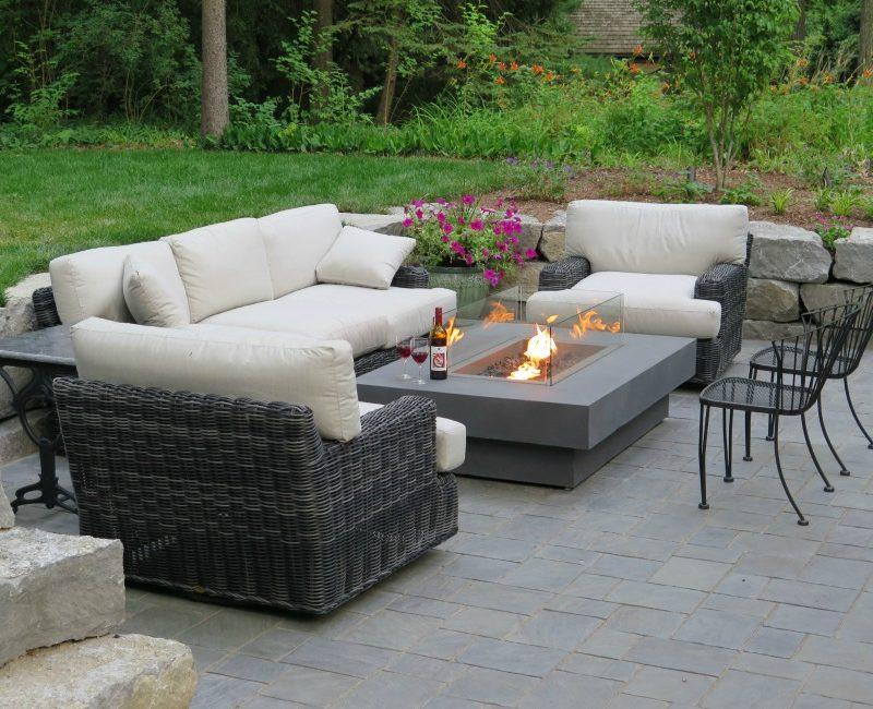 professional patio design Michigan