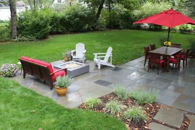 custom landscape services michigan