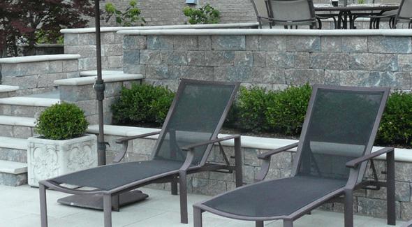 landscape design swimming pool mi