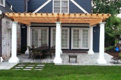 outdoor living custom elements