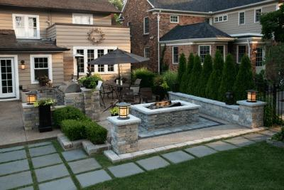 custom landscape design