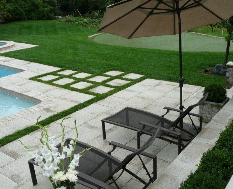 professional custom patio design mi