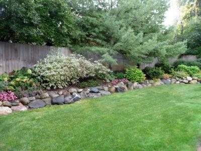Landscaping Ideas Rocks And Bricks And Stones Oh My