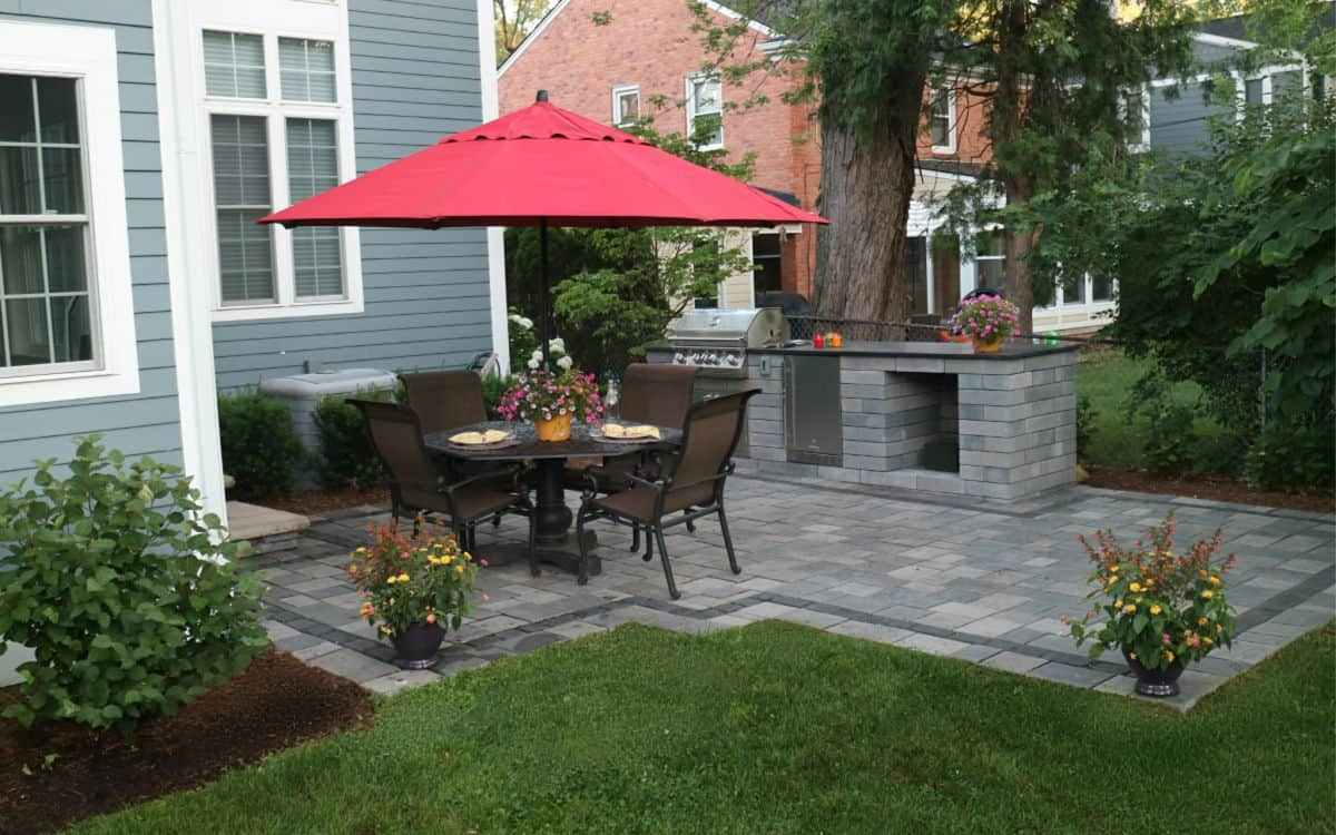 landscaping design services Michigan