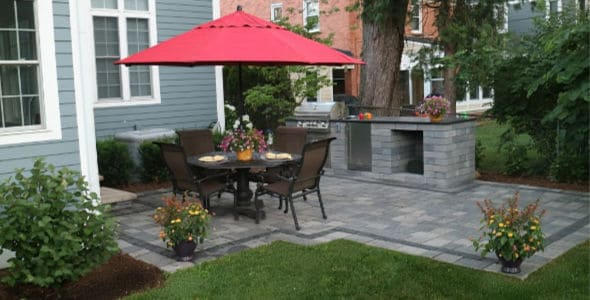 professional landscape design Michigan