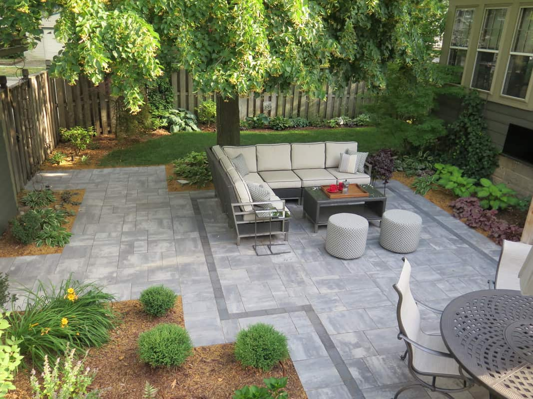 landscaping services Michigan