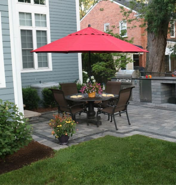 backyard landscaping services Michigan