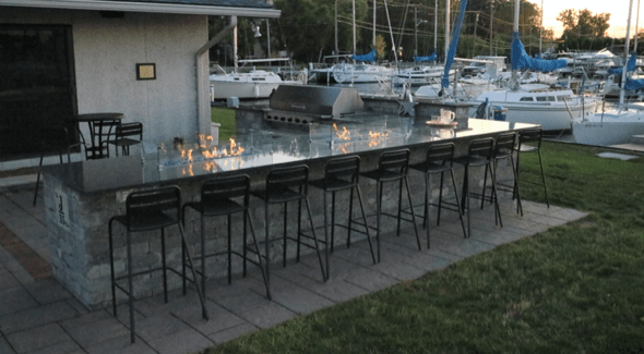 northstar sailing outdoor bbq