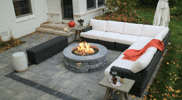 patio design build Beverly Hills Mi