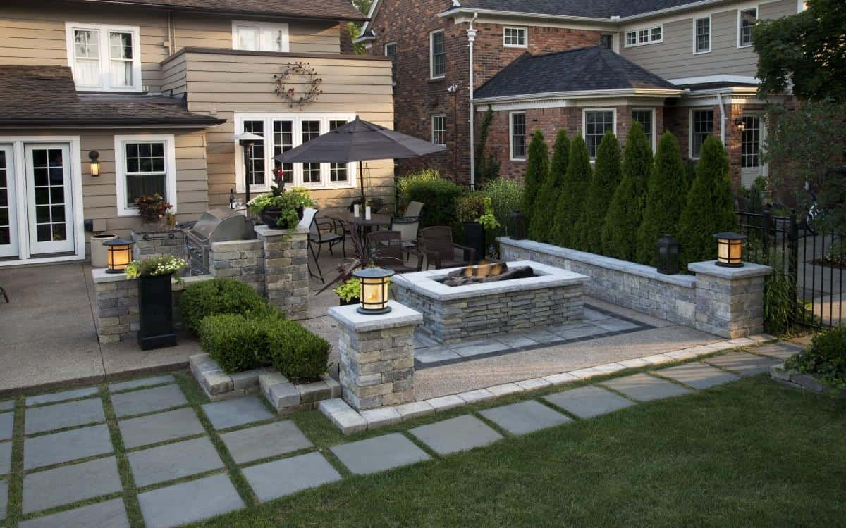 landscape design Pleasant Ridge, MI